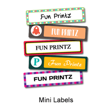 Mini Labels