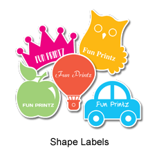 Shape Labels